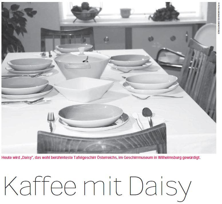 Ein Spannender Bericht über Die Geschichte Rund Um Das Kultige Geschirr,  Das Geschirr Museum Sowie Nachfahren Der Familie Lichtenstern/Lester.